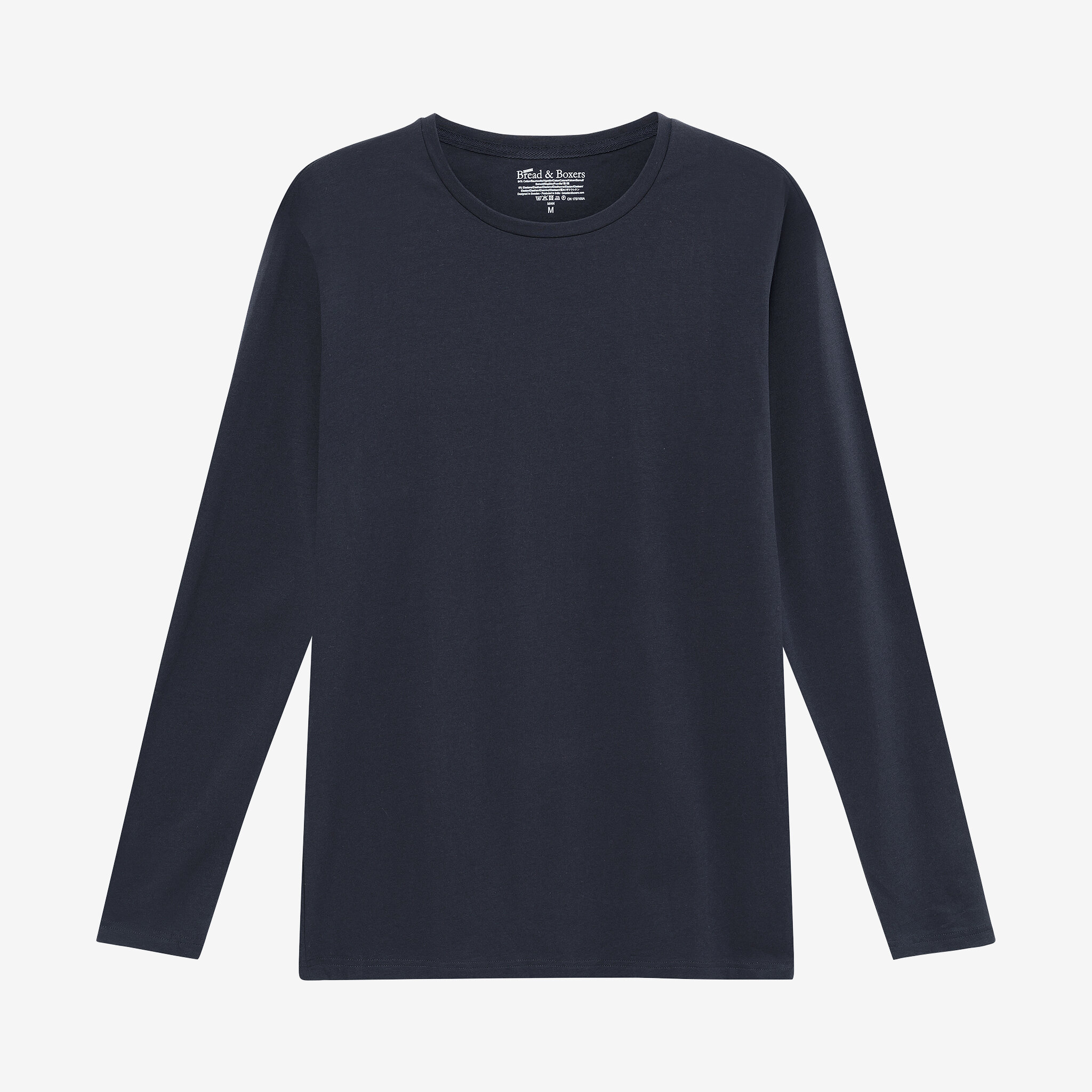 Long Sleeve Crew-Neck